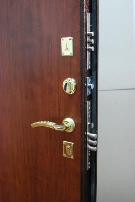 двери стальные промышленные московская