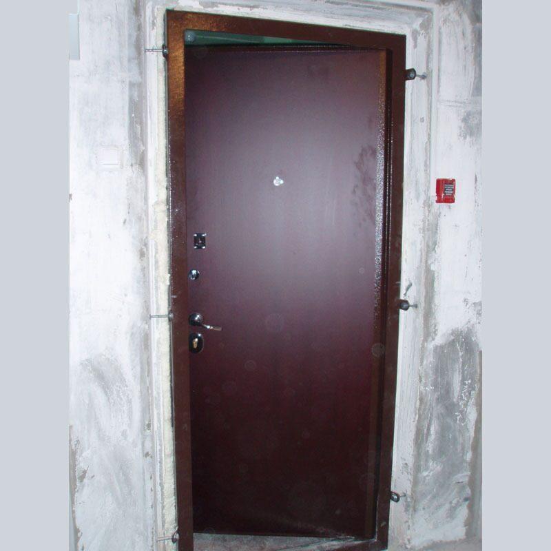 установка железной двери в одинцово от производителя