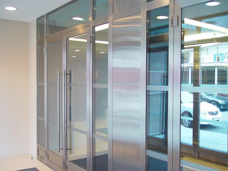 стальные двери теплый профиль
